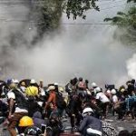 Jurnalis di Myanmar Ditangkap Junta Militer Soal Liputan Anti-kudeta