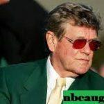 Hootie Johnson, Mantan Ketua Klub Golf Nasional NBC Augusta, Meninggal