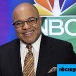 Mike Tirico Membawakan Siaran NBC Augusta