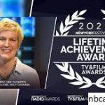 Molly Solomon dari NBC Menerima Penghargaan Prestasi Seumur Hidup NY Festivals Pada 12 Oktober